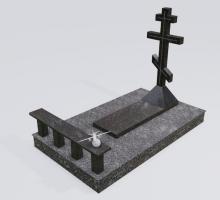 3д крест