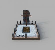 Проект гранитного подиума