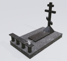 3Д Проект. Православный крест.