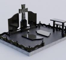 3Д проект Хачкар (2)