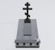Крест 3д проект.