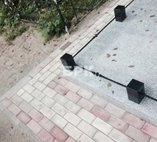 Отмостка из тротуарной плитки (от 500 руб за кв.м)