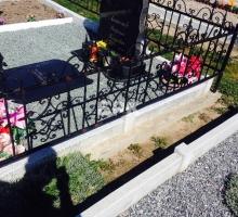 Кованая ограда (от 3000 за погон. м)