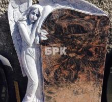 Ангел в красном исполнении (худож. резка от 20000 руб)