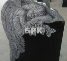 Пример художественной резки, выполненной нашими лучшими мастерами (лицевая сторона)