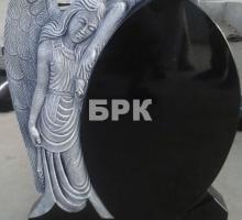 Ангел (ручная художественная резка по камню)